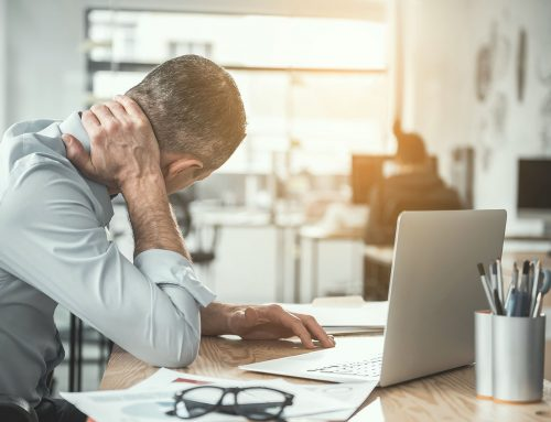 Is Your Computer Causing You Neck Pain?